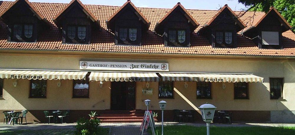 """Gasthof & Pension """"Zur Einkehr"""""""